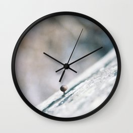 Forest Finds - I Wall Clock