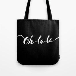 Oh-la-la Tote Bag