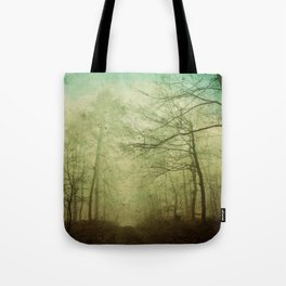 magical woods Tote Bag