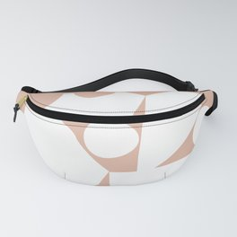 Shape study #16 - Inside Out Collection Fanny Pack