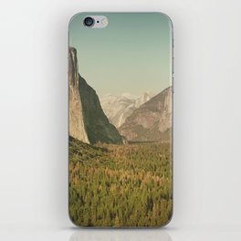 Yosemite Valley XI iPhone Skin