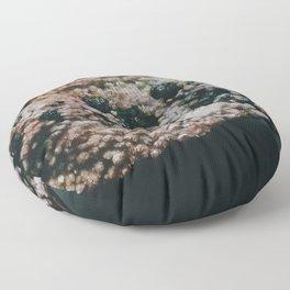 Calcite & Pyrite Floor Pillow