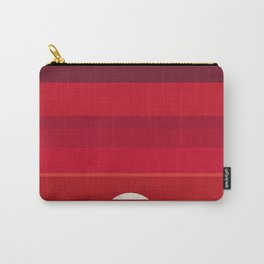Geimetric and minimalist landscape 02 Carry-All Pouch