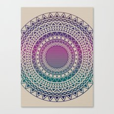 Secret writing Canvas Print