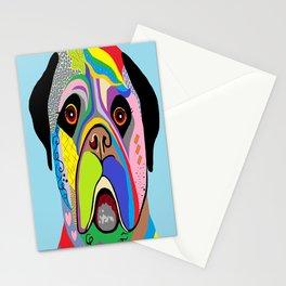 Mastiff Stationery Cards
