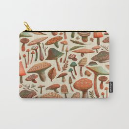 Mushroom Picking Carry-All Pouch