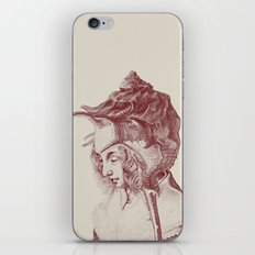 Haute Coiffure  /#7 iPhone & iPod Skin