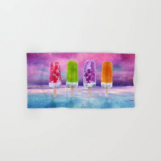 Cold dream Hand & Bath Towel