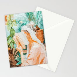 Turkish Reader Stationery Cards