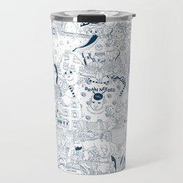 The Infinite Drawing Travel Mug