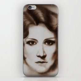 Serious Maude iPhone Skin