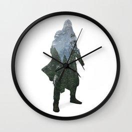 Assassins Creed - Woodland 2 Wall Clock
