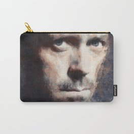 Hugh Laurie painting Carry-All Pouch