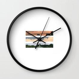 KOREAN SKY(건) Wall Clock
