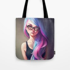Colourfall Tote Bag