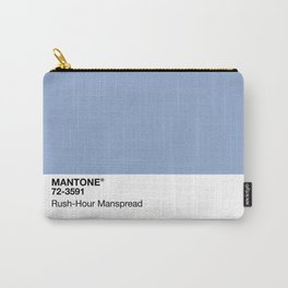 MANTONE® Rush-Hour Manspread Carry-All Pouch