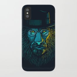 All Hail the King iPhone Case