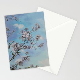Orchid Tree Blooms Stationery Cards
