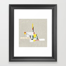 Rehabit 4 Framed Art Print
