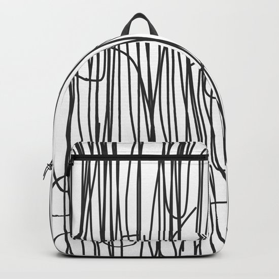 Abstract Line No. 68 Backpack