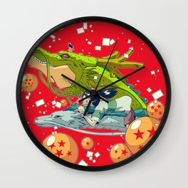 Dragons Wall Clock
