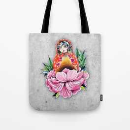 Flowerish Tote Bag