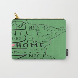 Minnesota Nice Carry-All Pouch