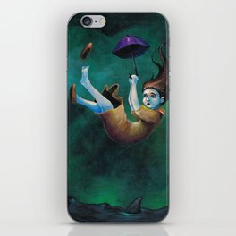 Saw This Coming iPhone Skin