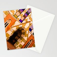 FRONT OF CHURCH Stationery Cards