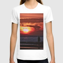 As the Sun goes down T-shirt