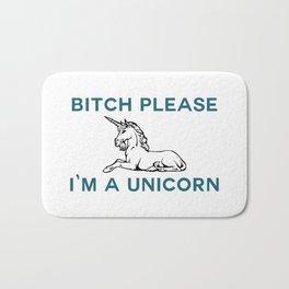 I'm a Unicorn Bath Mat