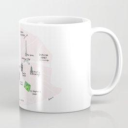 Great cities illustrated: Dublin Coffee Mug