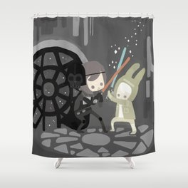The Empire Shower Curtain