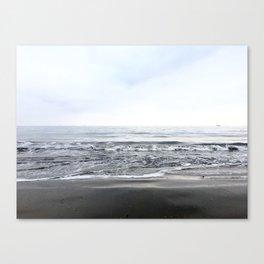 Pale Canvas Print