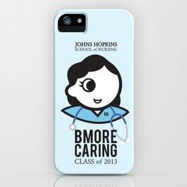 JHU Bmore Caring | Female iPhone Case