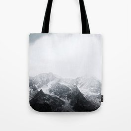 Morning in the Mountains - Nature Photography Tote Bag