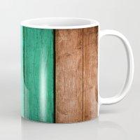 western Mugs featuring Lady Western by Diego Tirigall