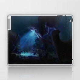 The Heart of  Atlantis Laptop & iPad Skin
