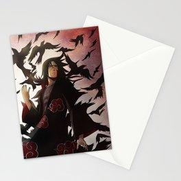 Uchiha Itachi Stationery Cards