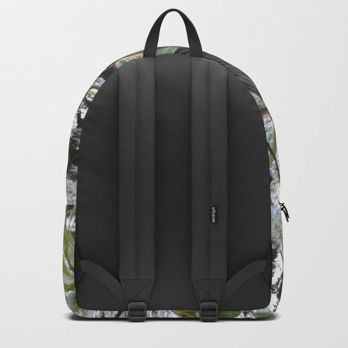 Green Heron at Lakeside Backpack