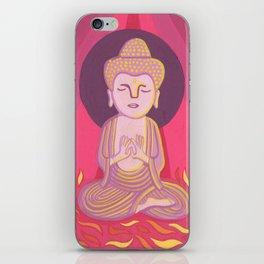 Buddha H iPhone Skin