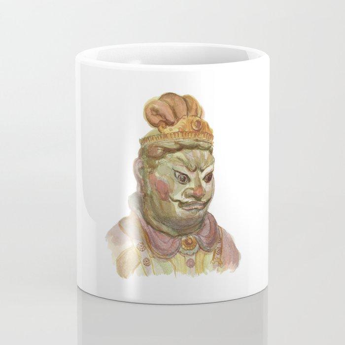Buddhist statue Coffee Mug
