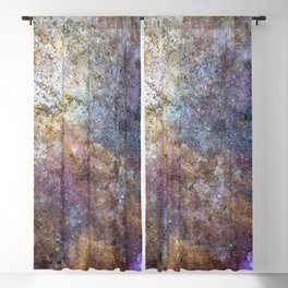 Galaxy Series: Number Four Blackout Curtain