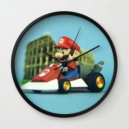 Super Mario: the homecoming Wall Clock