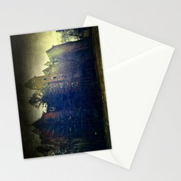 House Of Nightmares Stationery Cards