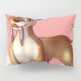 Pittie Love Pillow Sham