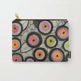 Flowers #2 Carry-All Pouch