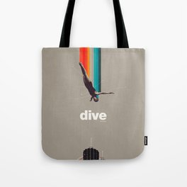 Dive Into My Soul Tote Bag