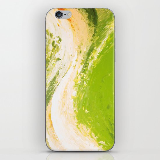 Abstract painting II iPhone & iPod Skin