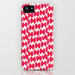 Sofia Patterns iPhone Case
